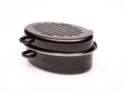 Baumalu Cocotte ovale BAUMALU roaster 42 cm 11.2