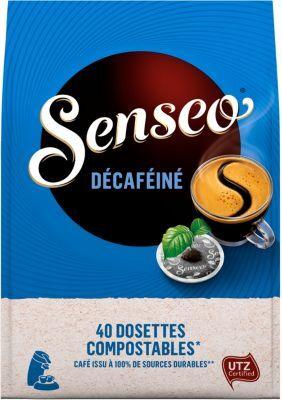 Senseo Dosette SENSEO Café Décaféiné X40