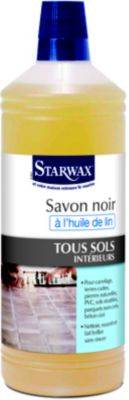 Starwax nettoyant STARWAX savon noir à l'huile d