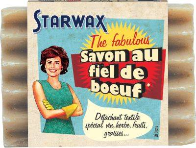 Starwax The Fabulous nettoyant STARWAX THE FABULOUS SAVON DET