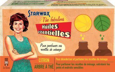 Starwax The Fabulous nettoyant STARWAX THE FABULOUS 2 Huiles
