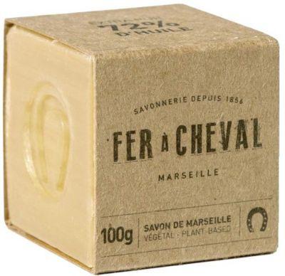 Fer À Cheval Savon FER À CHEVAL Cube Marseille végéta