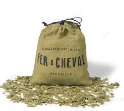 Fer À Cheval Sac copeaux FER À CHEVAL Olive - savon