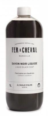 Fer À Cheval Savon noir FER À CHEVAL Liquide à l'hui