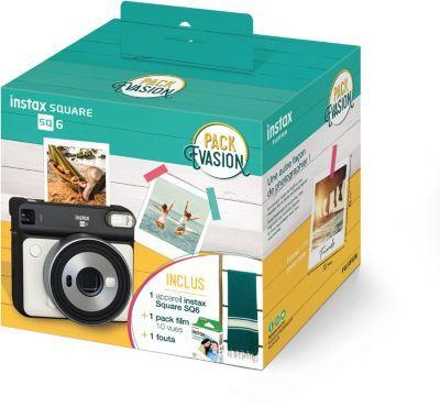 Fujifilm App. Photo FUJIFILM Pack Instax SQ6 blan