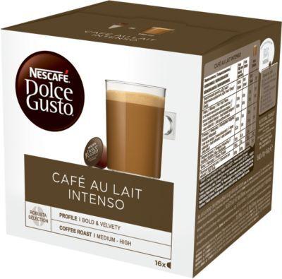 Nestle Dosette NESTLE DOLCE GUSTO CAFÉ AU LAIT