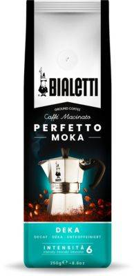 Bialetti Café moulu BIALETTI perfetto moka deca