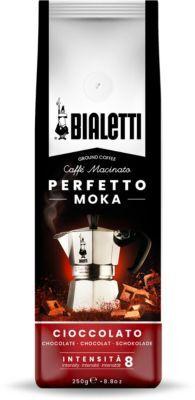 Bialetti Café moulu BIALETTI perfetto moka ciocco