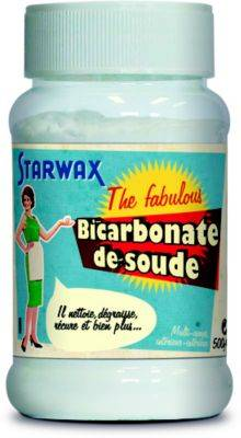 Starwax The Fabulous nettoyant STARWAX THE FABULOUS BICARBONA