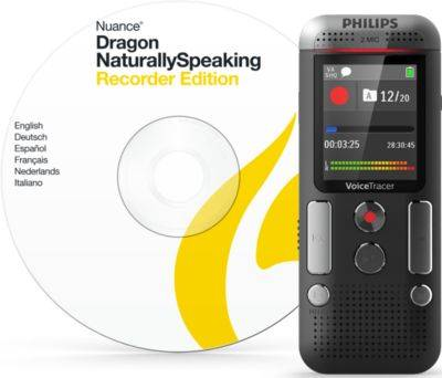 Philips DICTAPHONE PHILIPS DVT2710/00
