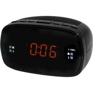 Listo Radio-réveil LISTO RR-908 Noir - Publicité
