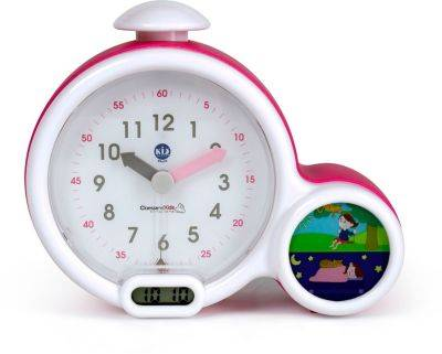 Kid'sleep Réveil KID'SLEEP Clock rose