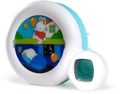 Kid'sleep Réveil KID'SLEEP Moon blanc