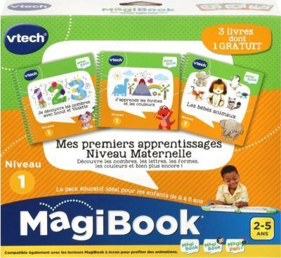 Vtech Jeu VTECH MagiBook - Niveau Maternelle