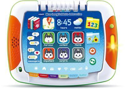 Vtech Tablette VTECH Mon imagi'tablette intera