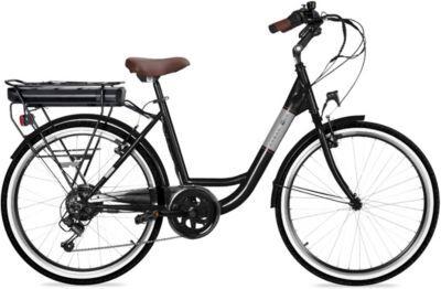 Essentielb Vélo VAE ESSENTIELB Urban 400 Noir