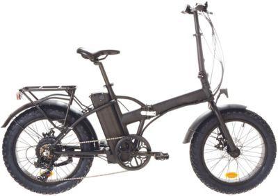 Essentielb Vélo VAE ESSENTIELB Sand 400 noir