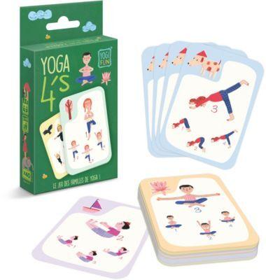 Buki Jeu BUKI Yoga Cartes