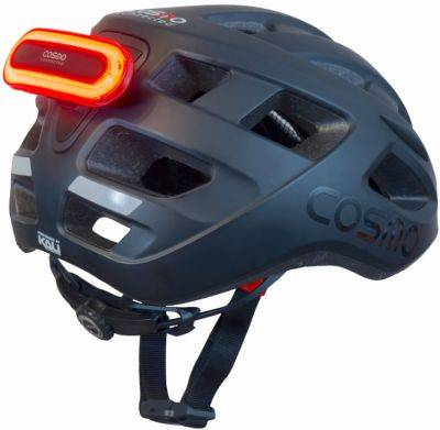 Cosmo Connected Casque COSMO CONNECTED Helmet Road Gris