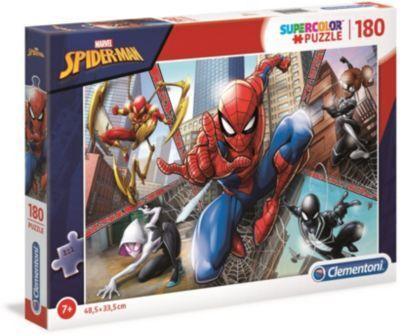 Clementoni Jeu CLEMENTONI Spider-Man - 180 pièces