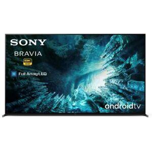Sony TV SONY KD75ZH8 8K - Publicité