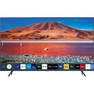 Samsung TV SAMSUNG UE50TU7125 2020 - Publicité