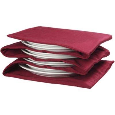 DOMO Chauffe-assiettes DO.312B rouge