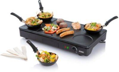 Domo Gril DOMO DO8712W Gourmet Set