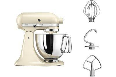 Kitchenaid Robot KITCHENAID 5KSM125EAC ARTISAN Crèm