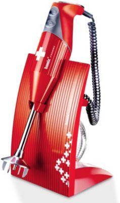 Bamix Mixer multi BAMIX M200 Swissline rouge/c
