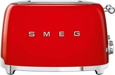 Smeg G-Pain double SMEG TSF03RDEU Rouge