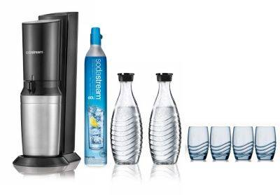 Sodastream Machine Soda SODASTREAM CRYSTAL PACK VER
