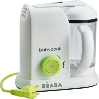Beaba Mixeur Cuiseur BEABA Babycook Solo Neon