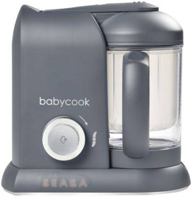 Beaba Robot BEABA Babycook Solo Dark Grey