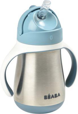 Beaba Tasse BEABA paille inox 250 ml - Windy b
