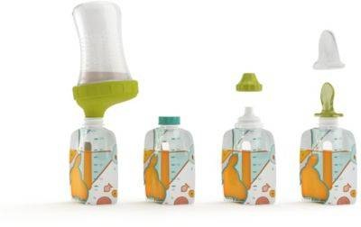 Babymoov Accessoire BABYMOOV Kit Gamme Foodii