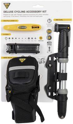 Topeak Kit TOPEAK Deluxe Cycling Accessory Kit