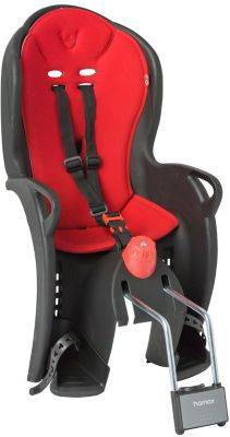 Hamax Porte bébé HAMAX Sleepy (noir+rouge z