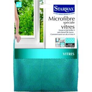 Starwax nettoyant STARWAX MICROFIBRE VITRES X1 - Publicité