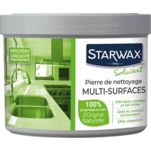 Starwax nettoyant STARWAX PIERRE BLANCHE 375GR - Publicité
