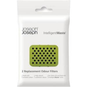 Joseph Joseph Filtre JOSEPH JOSEPH anti-odeurs (X2) - Publicité