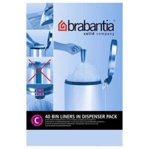 Brabantia Distributeur BRABANTIA 12L- 40 sacs - C - Publicité