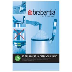 Brabantia Distributeur BRABANTIA 30L - 40 sacs - G - Publicité