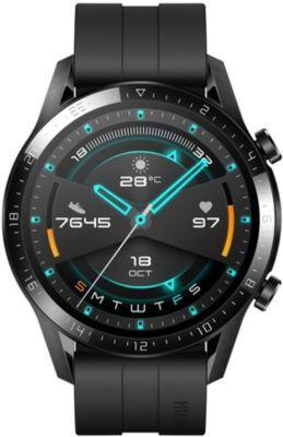 Huawei Montre HUAWEI Watch GT 2 Noir 46mm