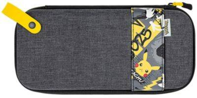 PDP ACC. PDP Pochette Deluxe Switch Pikachu