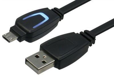 Konix ACC. KONIX Cable de Charge LED pour mane