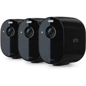 Arlo Caméra ARLO Essential Noir x3 VMC2330B - Publicité
