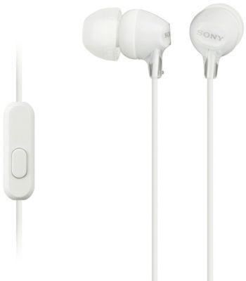 Sony Ecouteur SONY MDREX15APW Blanc