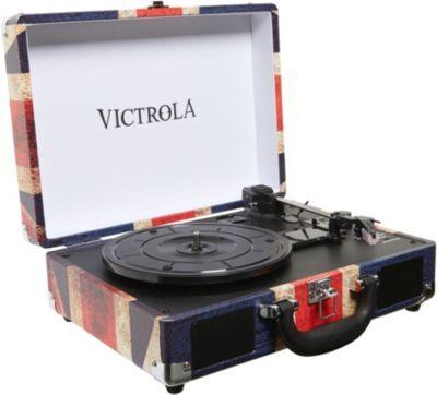 Victrola Platine TD VICTROLA VSC-550BT drapeau UK