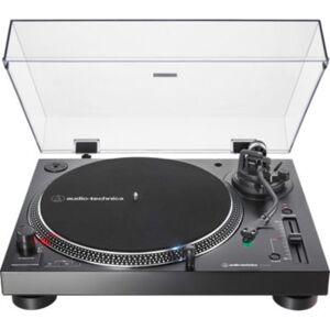 Audio Technica Platine TD AUDIO TECHNICA AT-LP120XUSBBK - Publicité